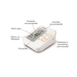 VIVAMAX felkaros vérnyomásmérő - GYV16