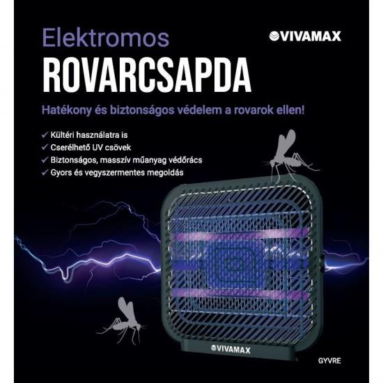 ELEKTROMOS ROVARCSAPDA - GYVRE
