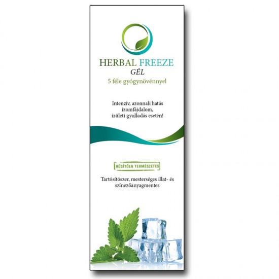 HERBAL FREEZE GÉL - 100ML - GYEHF100